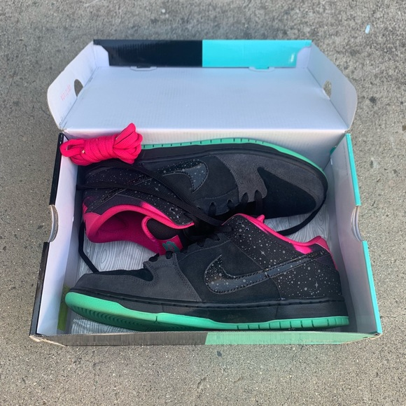 hot sale online f2f82 55c37 Nike dunk low premium sb 11.5 northern lights